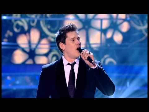Il Divo singing 'Time to Say Goodbye' live   Strictly Come Dancing @ Wembley 2011