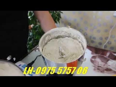 Máy xay thuốc bắc 1000g giá rẻ - YouTube