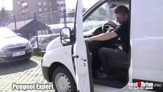 Пежо Эксперт (Peugeot Expert)/ Честный тест-драйв/ Блогпост #3
