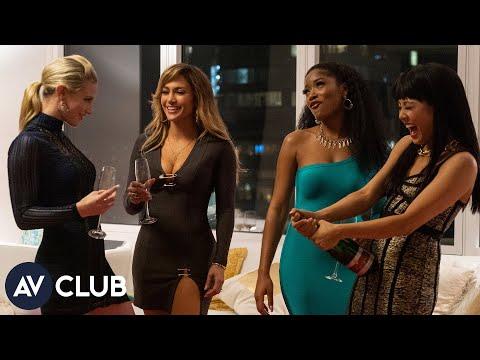 Uptown Angela - Peep The Ladies of Hustlers!