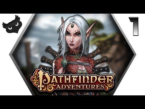 Brigandoom! - PATHFINDER ADVENTURES PC/Steam Gameplay [Part 1] - Let's Play/Playthrough/Walkthrough