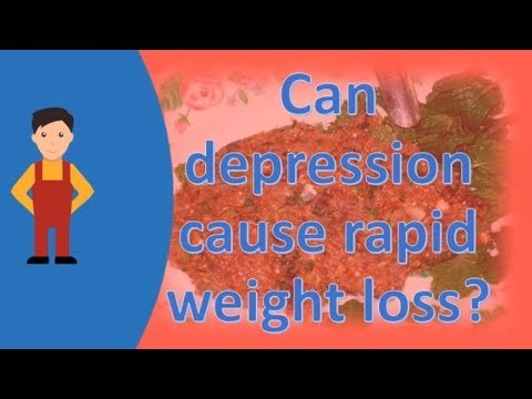 can-depression-cause-rapid-weight-loss-?-|best-health-answers