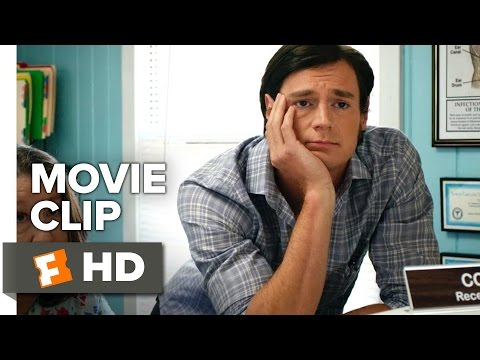 The Choice Movie CLIP - Crush On You (2016) - Benjamin Walker, Tom Wilkinson Movie HD