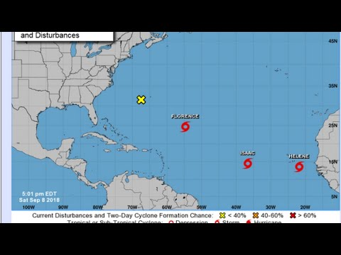Where Will Florence Go?? Great Concern!!!