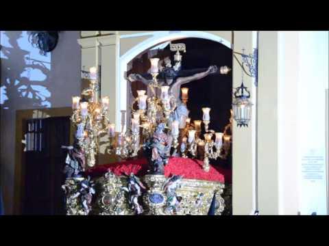 ENTRADA Hermandad del Museo - Semana Santa de Sevilla 2016