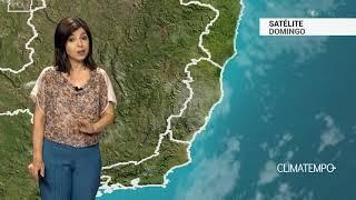Previsão Grande Vitória – Chance de pancadas de chuva