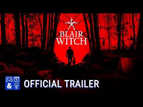 Blair Witch Gameplay Trailer - A 4K Tour Through the Woods