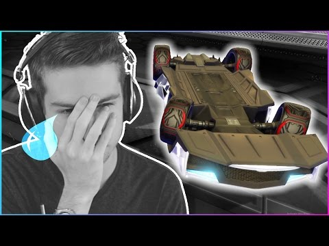 when rocket league turns bad...