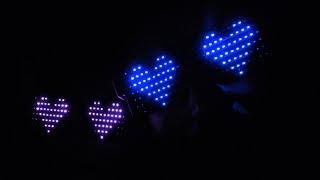 QUESTI sono gli OCCHIALI (LED) del FUTURO per CAPODANNO e... NIGHT CLUB!