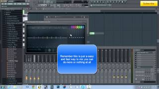 Tuning and Mixing your Kicks and 808's in FL Studio by MrDifferentTV