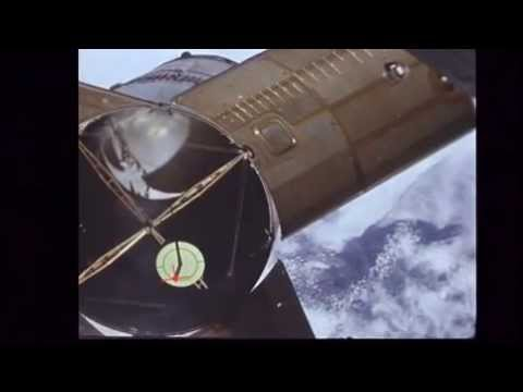NASA Apollo 7 and Apollo 8 Missions Footage