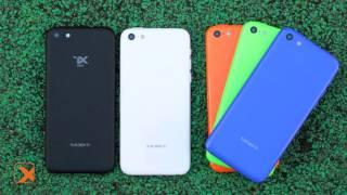 Яркий и мощный смартфон iX-mini!