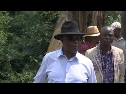 Le PDAC réhabilite le pont sur la Loemé