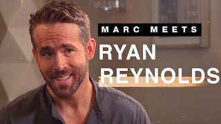 Ryan Reynolds on being Pikachu, combatting anxiety and Canadian melodramas