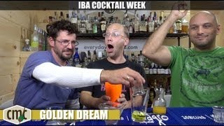 IBA Cocktail Week: The Golden Dream(, 2013-10-02T16:21:59.000Z)