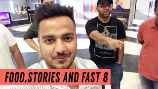 Food, Stories and Fast 8