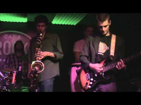 El Nectar de Miguel Bizarri - Crustaceos, en vivo Casa Rock