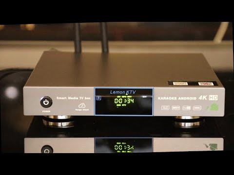 KHP-8816 Mini Android HDD/Cloud Karaoke Player | How To Use Karaoke Machine