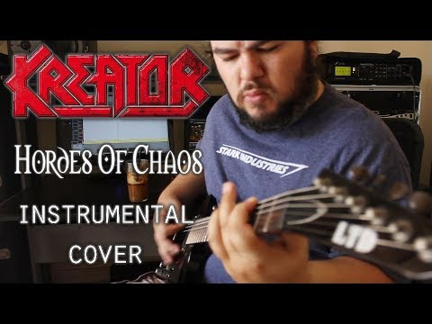 Kreator - Hordes of Chaos (Instrumental Cover)