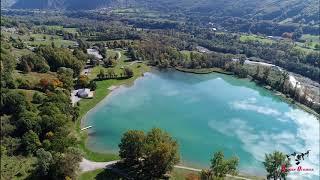 Plan d'eau de Valbonnais 2017