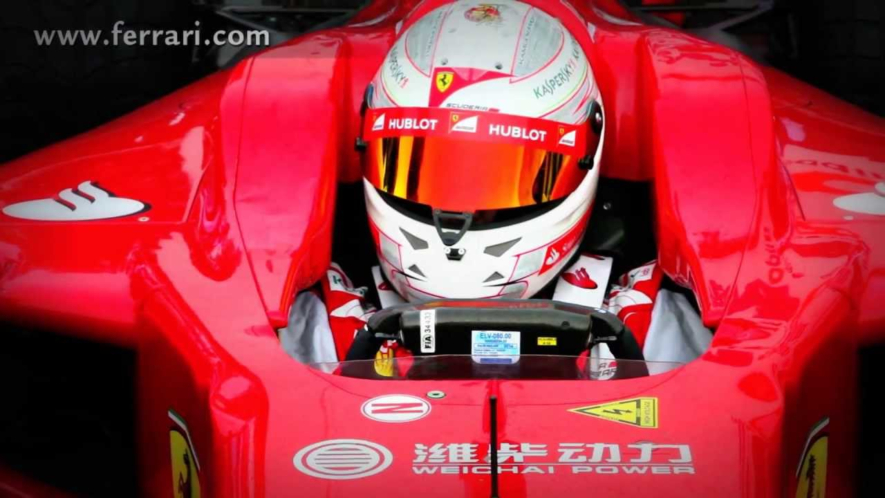 Ferrari F60 Kamui Kobayashi Moscow City Racing 2013 - YouTube