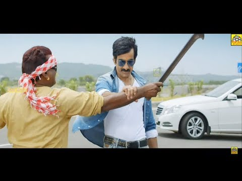 Ravi Teja Super Action Scenes ||Fight Scenes || Tamil Movie Action And Love Scenes