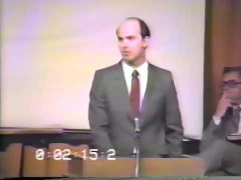 Catholic Debate  Peter Ruckman Karl Keating Full Video
