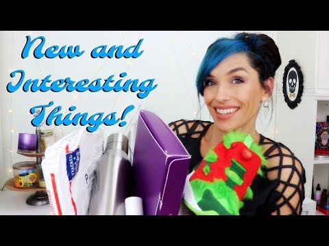 New and Interesting Things January & February 2018