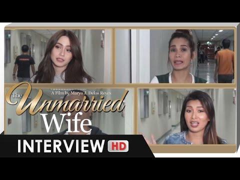 Interview - Jessy Mendiola, Pokwang, Sunshine Garcia, Kuya Jobert - 'The Unmarried Wife' - 동영상