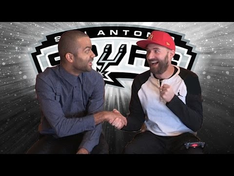 Mon 1 contre 1 face à TONY PARKER