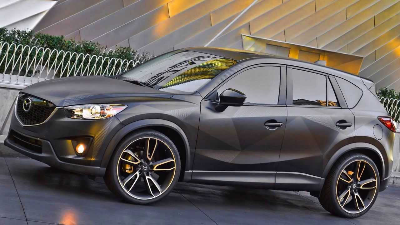 Mazda Cx 5 Urban 2012 Concept Youtube