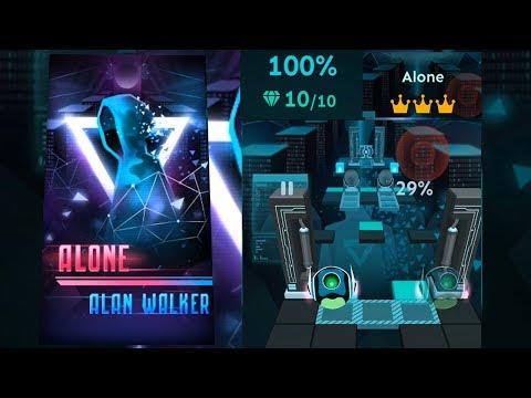 Rolling Sky - Alone (Alan Walker)