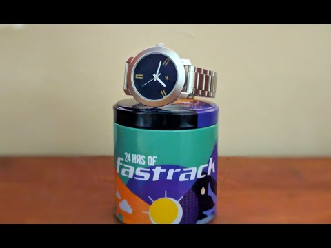 Fastrack NK3120SM02 Review!!!
