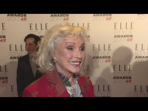Elle Style Awards 2017: Debbie Harry hits out at Trump