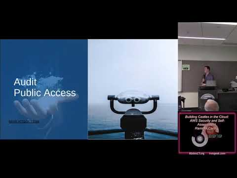 2 05 Building Castles In The Cloud AWS Security And Self Assessment Rami McCarthy