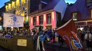 Fêtes de la Nouvelle-France - New France Festival Parade Québec