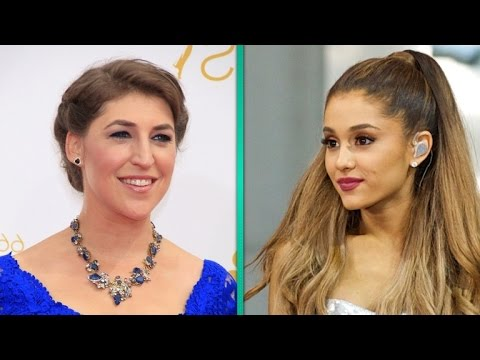 Thumbnail: Mayim Bialik Slams Ariana Grande: Why Is She In Her Underwear?