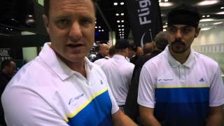 FlightScope Focus Band at the 2016 PGA Merchandise Show Tradeshow