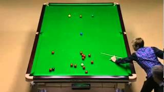 Repeat youtube video Ronnie O'Sullivan vs Ali Carter   2008 World Snooker Championship FINAL Frame 21   24