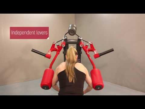 1HP526 - Back deltoids