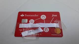 Como concegui mais limite com cartão do Santander Free