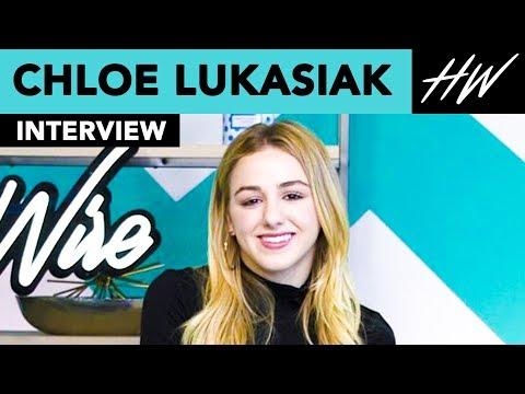 Chloe Lukasiak Reveals Her New Trademark Dance Move!! | Hollywire