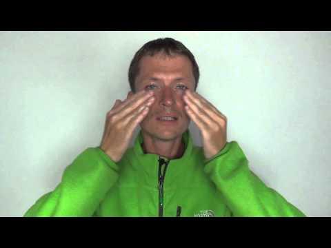 Cvičení očí
