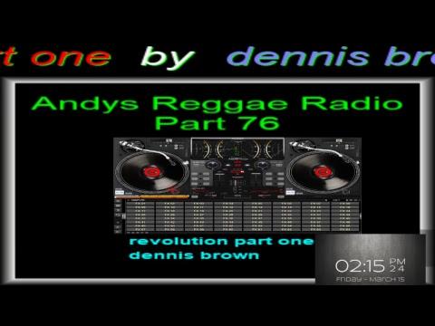 Andys Reggae Radio-Part 76