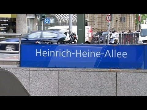 IS-Anschlag in Düsseldorf vereitelt: drei Festnahmen