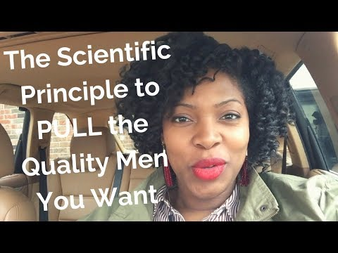 The Science of Attracting Men