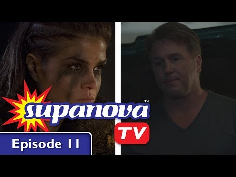 Supanova TV Episode 11  Marie Avgeropoulos & Lochlyn Munro