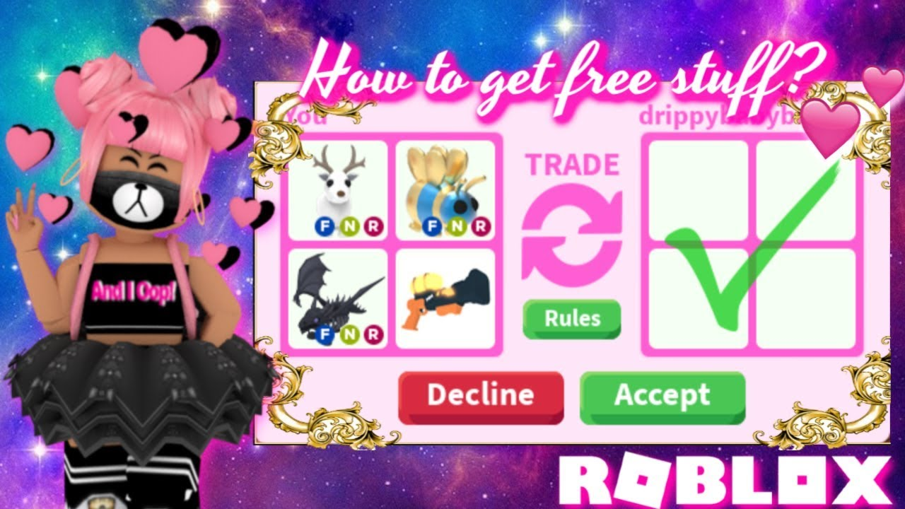 How To Get Free Legendary Pets Roblox Adopt Me Trading Youtube