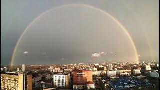 Gambar cover Двойная радуга в Донецке