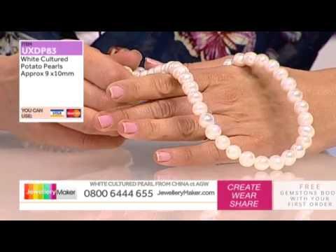 How to Make Chain Maille Jewellery: JewelleryMaker LIVE 28/09/2014